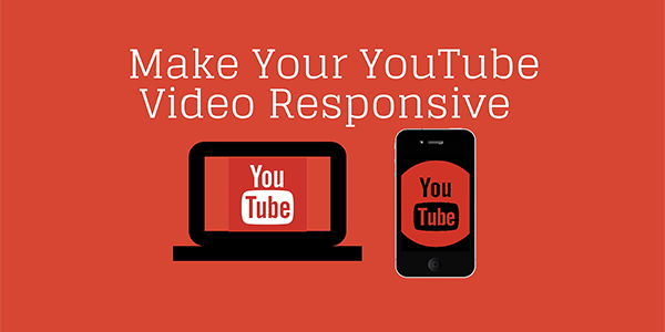 How to resize or make responsive youtube video in wordpress? step by step tutorial