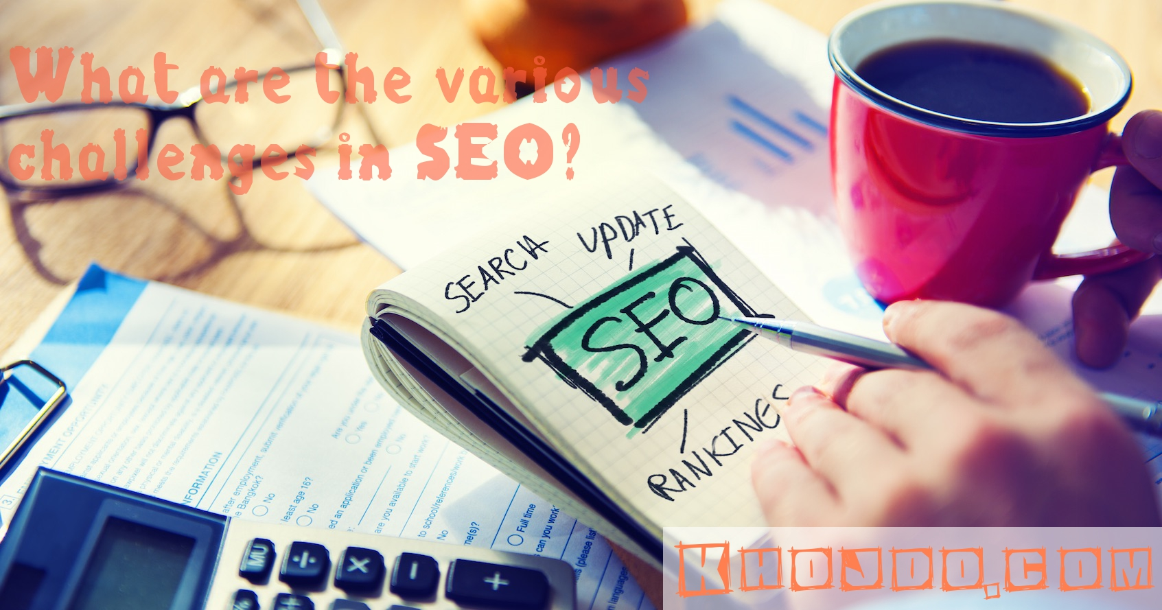 What are the various challenges in SEO, what is seo