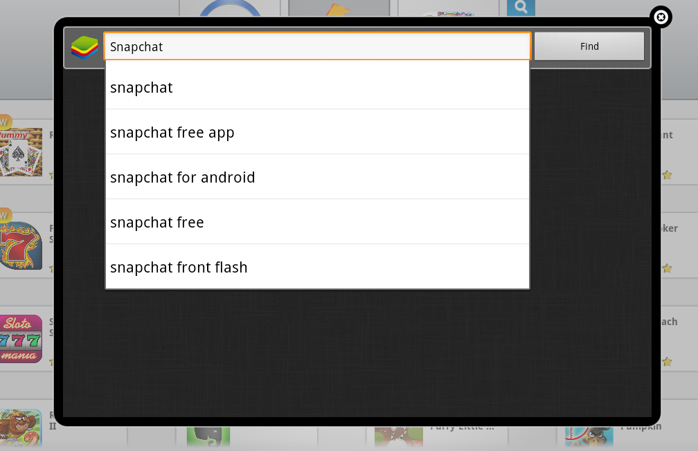 Snapchat for pc bluestacks