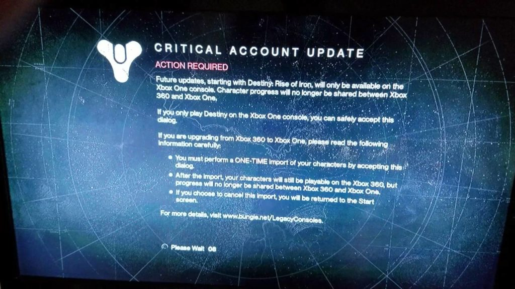 How to make Sure that you Don't encounter the Error code beetle While playing Destiny