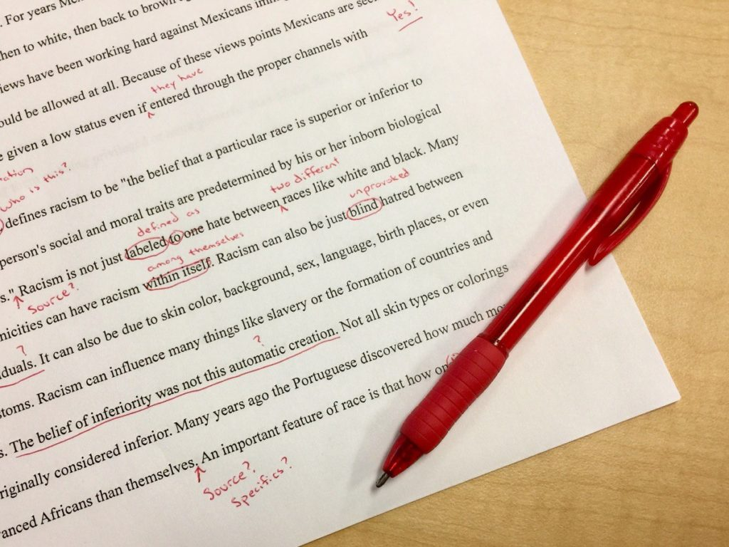 5 Worst Academic Essay Writing Mistakes to Avoid